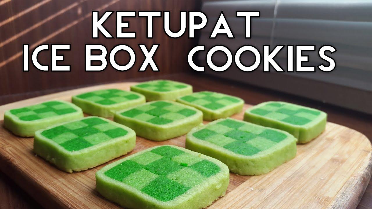 Ketupat Ice Box Cookies Triple C