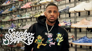 Fabolous Returns For Sneaker Shopping With Complex