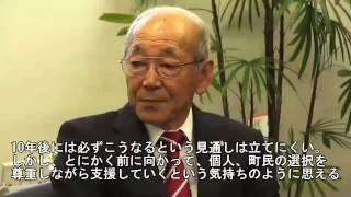 映画『日本と原発』未収録インタビューです。 浪江町の悲劇を繰り返した...