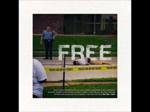 J. Cole - Be Free Instrumental ( Michael Brown Tribute ) DL In Description
