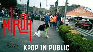 [KPOP IN PUBLIC MEXICO] Stray Kids (스트레이키즈) - MIROH Dance Cover By Israk