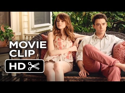 Irrational Man Movie CLIP - You're Paranoid (2015) - Joaquin Phoenix, Emma Stone Movie HD