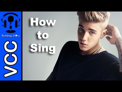 How to Sing:  Sorry by Justin Bieber