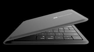"Universal Foldable Keyboard - складная клавиатура для смартфонов и ""таблеток"""