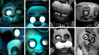 NEW FNAF ANIMATRONICS?! || FNaF: Into Madness or FNAF VR