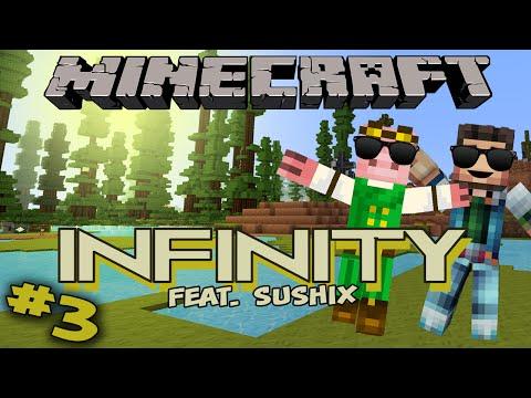 Minecraft: FTB Infinity - Stumpt Industries #3 - Sun Power
