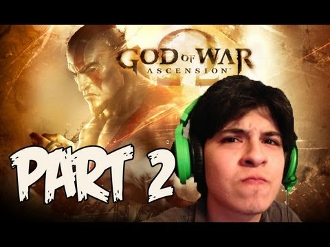 God of War: Ascension-LOTS OF TITTIES!!!!! (PART 2) with ComedicEinstein
