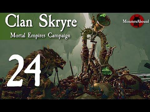 Total War: Warhammer 2 Mortal Empires - Clan Skryre #24