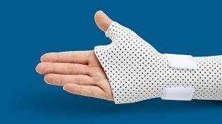 Пластиковый Гипс Полификс(Фиксирующие материалы Полификс из медицинского пластика для наложения шин, циркулярных повязок, пластиков..., 2014-10-13T21:07:11.000Z)