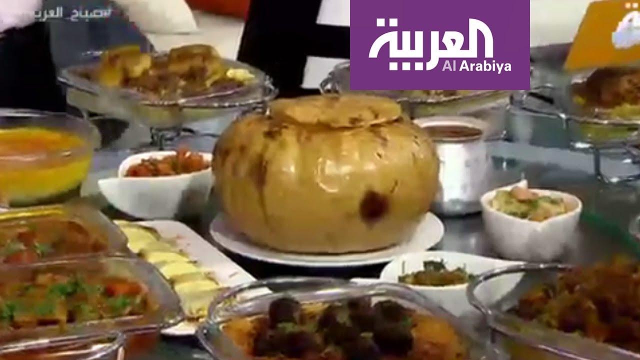 صباح العربية المجبوس والمطبق الزبيدي أطباق المطبخ الكويتي Youtube
