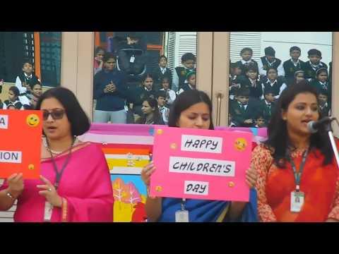 DELHI PUBLIC SCHOOL, GBN - CHILDREN'S WEEK