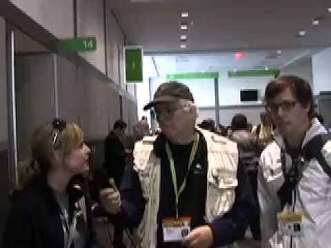 Leah Culver and Daniel Burka of Pownce austincast interview