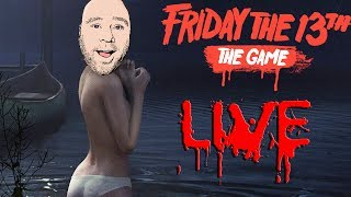 Friday the 13th Playing with Subs DOUBLE XP - Interactive Streamer,  Friendly Chat Environment thumbnail