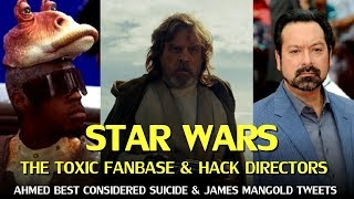Star Wars: The Fan Rage, and the Bold Minded vs the Hack Directors