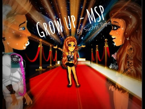 Grow up - Olly Murs [MSP - Version]