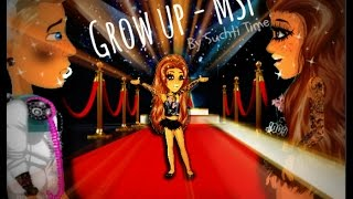 Grow up -  Olly Murs [MSP - Version] ❤