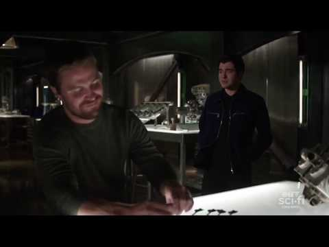 Olicity 8.04 - Part 5 William Giving Oliver Advice About Mia