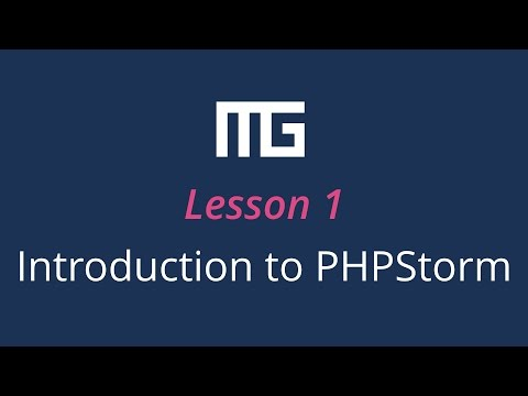 Introduction To PHPStorm