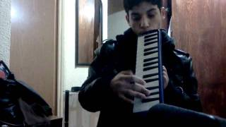 Blue Bossa Melodica Cover