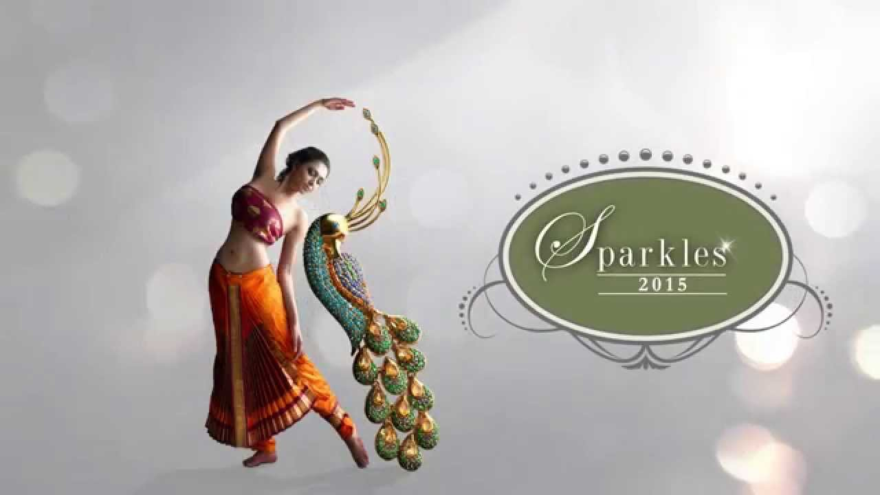 Abharan Jewellers Cordially Invite You To Sparkles 2015 Gold And