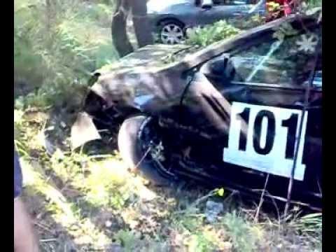 Sequenza Totale Post-Incidente Serafino Ghizzoni Svolte Di Popoli 2012