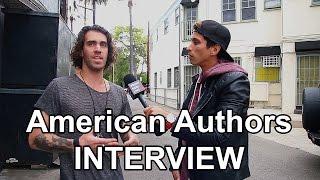 Скачать American Authors Talk What We Live For Pride W RobertHerrera3