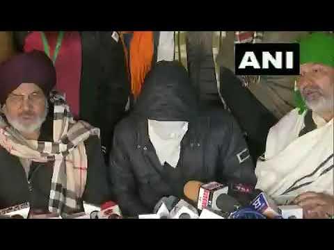 Exclusive-सिंघु बॉर्डर पर शूटर गिरफ्तार, पुलिस पर गंभीर आरोप,किसान नेताओं को गोली मारने का था आदेश