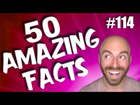 50 AMAZING Facts to Blow Your Mind! #114