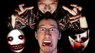 Random Horror Reaction Compilation #8