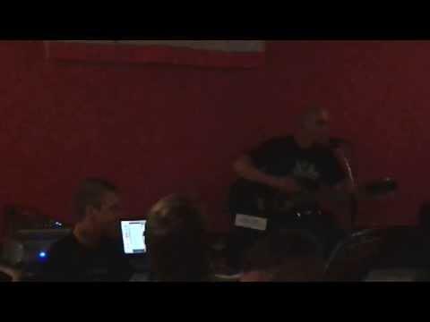 Steven ( KZT ) und Klampfe ( B&K ) live in Thüringen