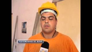 Testemunhas de Jeová - Ajuda Humanitária Nova Friburgo - TV Zoom