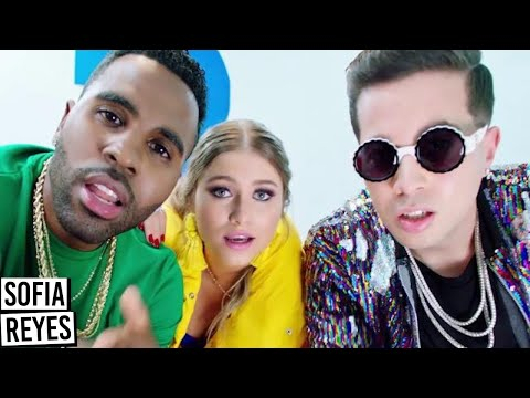 Sofia Reyes - 1, 2, 3 (feat. Jason Derulo & De La Ghetto) - Music Video