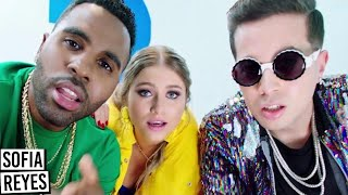 Смотреть клип Sofia Reyes Ft. Jason Derulo & De La Ghetto - 1, 2, 3
