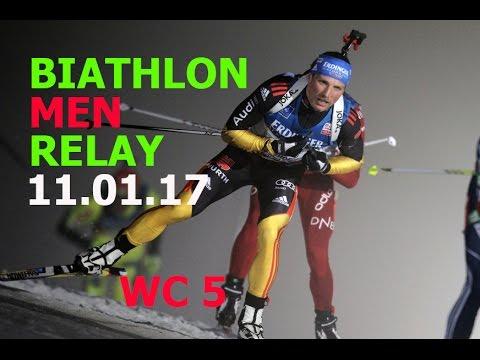 Biathlon 2017 Ruhpolding