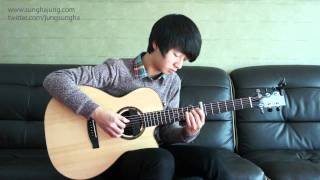 (Tears For Fears) Mad World - Sungha Jung (2nd Time)