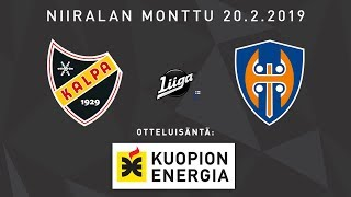 Ennakko: KalPa - Tappara, 20.2.2019: Sami Kapanen ja Mikael Seppälä
