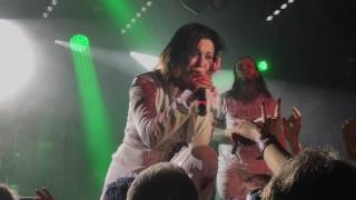 Lacuna Coil - My Demons live (Budapest, A38, 2017)