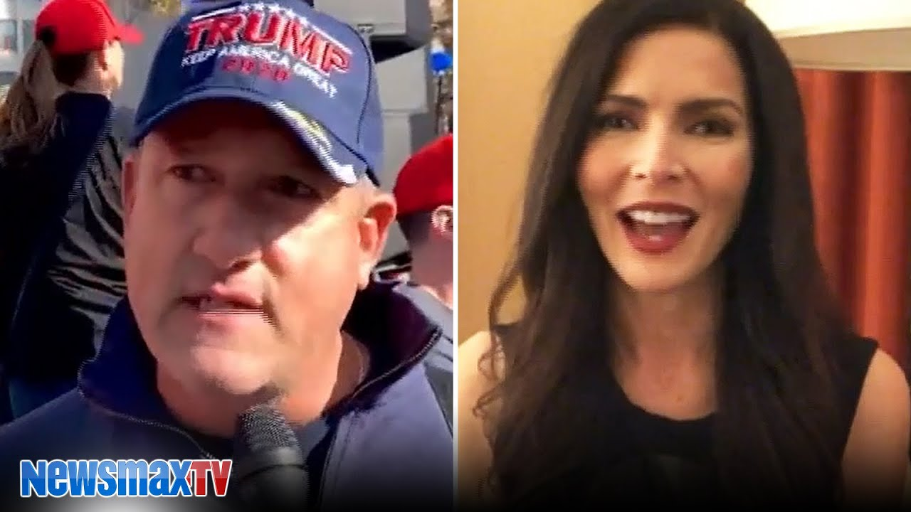 Trump fans get emotional at Million MAGA March   Reaction