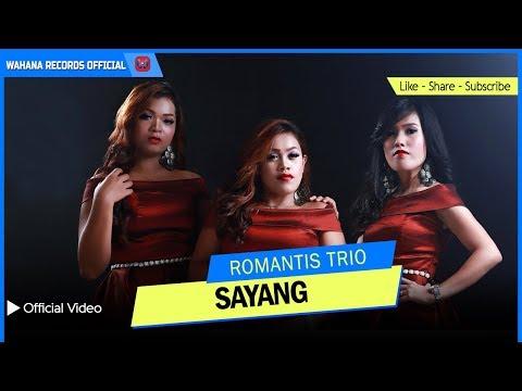 ROMANTIS TRIO - SAYANG (Official Video) | LAGU BATAK TERBARU