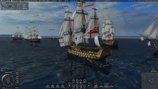 Naval Action: Trafalgar 3 (Epic Victory!)