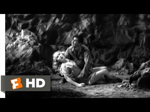 King Kong (1933) - Jack Rescues Ann Scene (5/10) | Movieclips