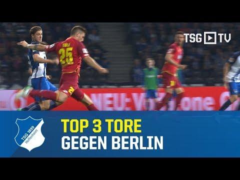 TSG Hoffenheim - Top 3 Tore gegen Hetha BSC