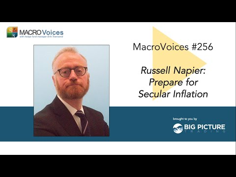 MacroVoices #256 Russell Napier: Prepare For Secular Inflation