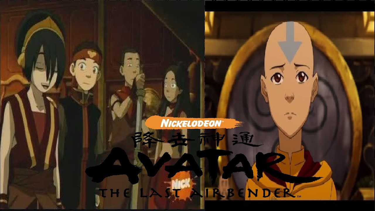 The avatar book 3 episode 11