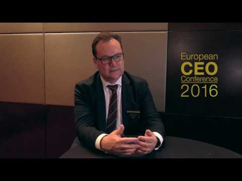 European CEO Conference 2016 - Jens Peter Saul