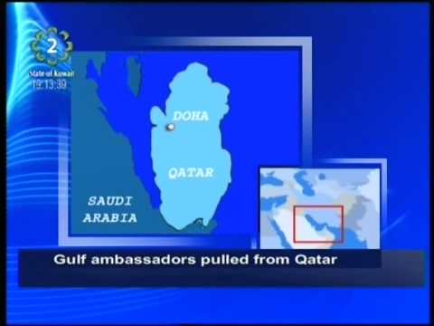Gulf countries withdraw ambassadors from Qatar