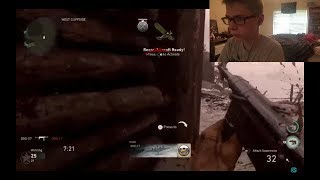 GOT A CRISPY QUAD FEED BABY | Call of Duty WWII BETA