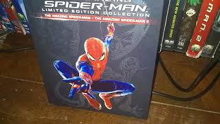 The Amazing Spider-Man 2- Movie Limited Edition Collection (2017)  Blu-ray Review