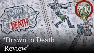 Drawn to Death Review (Video Game Video Review)