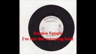 Frankie Fanelli - I